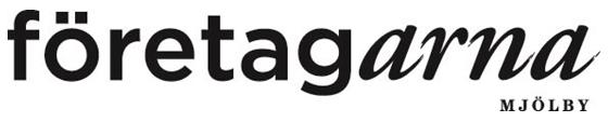 Logotyp Företagarna Mjölby